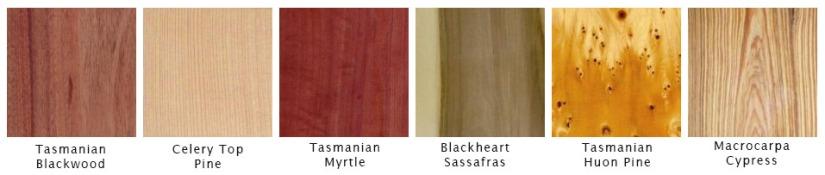 Tasmanian Timber Species