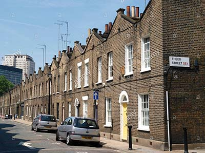 London Terrace Houses